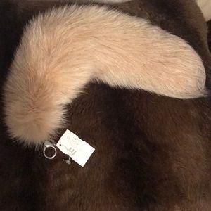 Fur Hat World Authentic Fox Tail